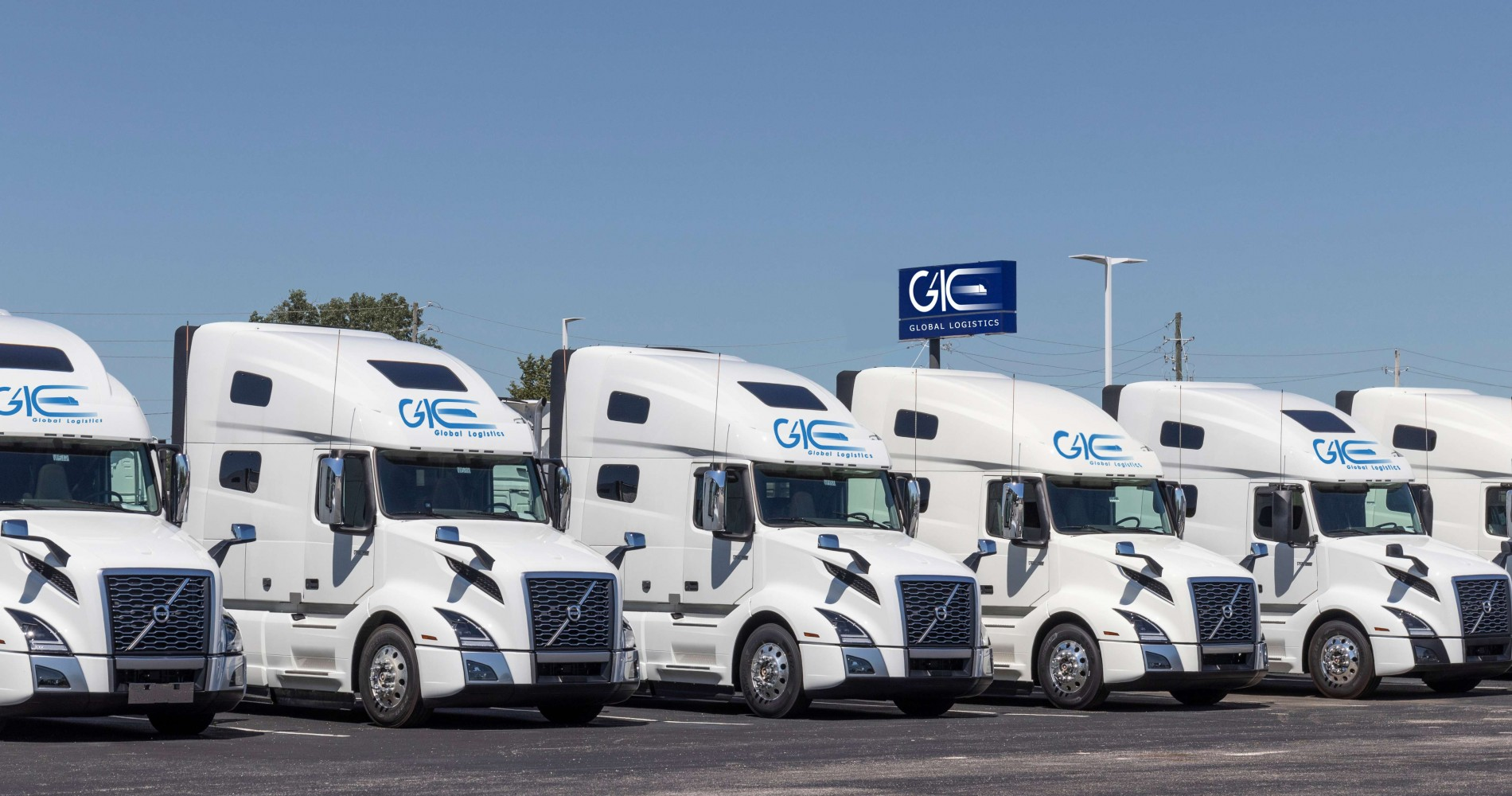 Your trailers our trucks and drivers